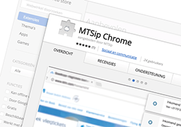 Chrome MTSip